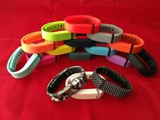 NEW REPLACEMENT BAND FOR FITBIT FLEX LARGE OR SMALL SIZE WITH CLASP -NO TRACKER-