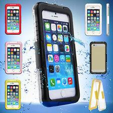 Waterproof Shockproof Dirt Snow life Proof Durable Case Cover For iPhone 6 Plus