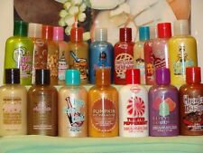 BATH AND BODY WORKS TEMPTATIONS 3IN1 WASH GREAT STOCKING STUFFERS VERY RARE
