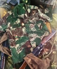 Rhodesian Camouflage Short Sleeve Shirt - Reproduction