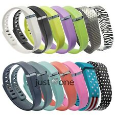 LARGE L Small Replacement Wrist Band &Clasp for Fitbit Flex Bracelet(No Tracker)
