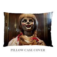 Hot New Annabelle The Doll Movie The Conjuring Horror Movie Pillow Case Cover