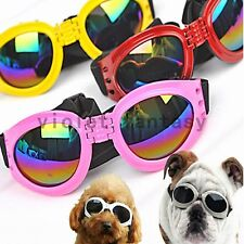 Pet Dog Goggles Function Sunglasses UV Protection Goggles Eye Wear Fashionable