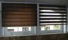 ROLLER BLINDS DAY and NIGHT MADE TO MEASURE.All colors available.