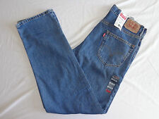 Men's Levi's 550 Relaxed Fit Tapered Leg Medium Wash Jeans NWT Multi Sizes