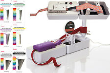 Simplicity Bias Binding Tape Maker Machine / Deluxe / Wide Choice Of Accessories