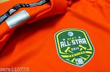 AUTHENTIC 2014 MLS ALL STAR GAME US SOCCER POLO SHIRT JERSEY L PORTLAND PROMO PE