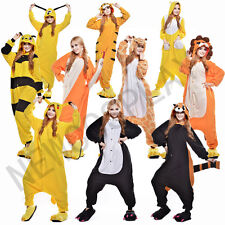 New Disfraz Pijama Hombres Mujeres Adult Unisex Cartoon Cosplay Costumes Pajamas