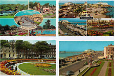 WEST SUSSEX POSTCARD WORTHING LITTLEHAMPTON  HARBOUR ASSORTED POSTCARDS