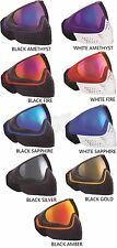 New Virtue VIO Extend Chromatic Paintball/ Airsoft Mask - Various Colours