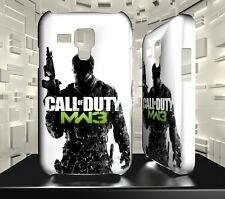 Hard Case for Samsung Galaxy S3 S4 Mini 009 011 001 CALL OF DUTY
