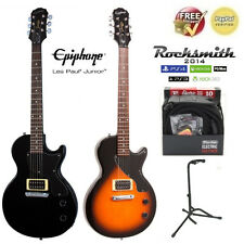 Rocksmith 2014 + Epiphone Les Paul Junior Pack: Brand New *FREE SHIPPING*