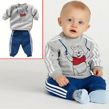 Newborn Baby Boy Clothes 000/00/0/Size 1-3  2pcs Sets Tracksuit Outfits TYC5