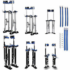 New Plastering Stilts 3 Sizes Drywall Tools Small Medium Large Black Silver