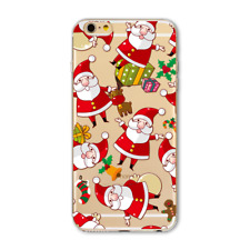 New Cute Clear Cartoon Back case cover skin for Apple iphone 4 4S 5 5S 5C