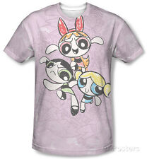 Powerpuff Girls - Dog Pile T-Shirt