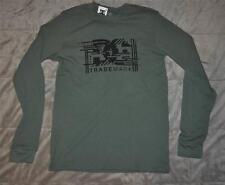 DC Shoes Boys Long Sleeve Waffle Thermal T-Shirt ADBKT00108 See Sizes Green NWT