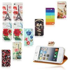 Magnetic Leather Phone Case Cover Card Wallet For iPhone LG Nokia HTC Samsung