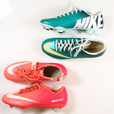 New Womens Nike Mercurial Veloce FG Soccer Cleats Atomic Pink, Atomic Teal $110