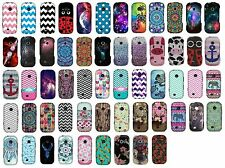 For LG Cosmos 3 VN251S Cosmos 2 VN251 Snap On Protector Hard Cover Phone Case