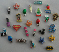 Floating Charms Fall Collection Thanksgiving Christmas fits Origami Owl Lockets