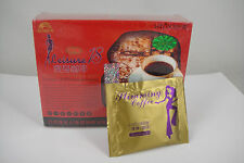4 Boxes KMX Leisure Slimming Coffee Violet or Golden * 18 & Fast Shipping