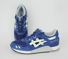 ASICS Gel Lyte III Estate Blue, Glow in the Dark - H438L-5807 SALE