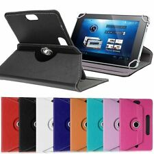 "Universal Leather Case Cover Skin NEXTBOOK 7"" Tablet / NEXT7P12-8G + SCREEN +PEN"