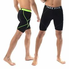 Take Five_Men's Compression shorts_Basketball_Football_Rash guard_Base layer