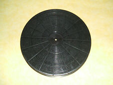 CHARCOAL COOKER HOOD FILTER - 233mm X 30mm - universal (compatible FABER F233)
