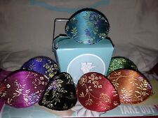 Authentic Origami Owl Take Out Box & Fortune Cookie Jewelry Holder Pouch