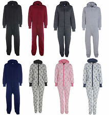BRAND NEW UNISEX QUILTED/LOVE PRINT HOODED ONESIES  ON CLEARANCE SALE