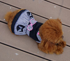 charming pet dress dog clothes summer cute fashion chihuahua clothing for dog