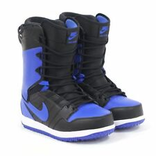NEW MENS NIKE VAPEN SNOWBOARD BOOTS BLACK/VARSITY ROYAL/WHITE-VARIOUS SIZES