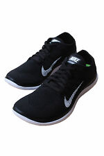 FREE 4.0 FLYKNIT BLACK/DARK GREY/WHITE 631053-001 MEN NIKE