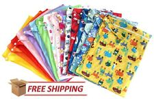 1 x LARGE Kids Waterproof Wet Bags For Cloth Nappies, Swimmers RUN OUT SALE!