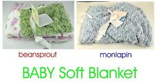 Brand New Ultra Soft Baby Blankets for Sleeping Nursery Car Seat Cover