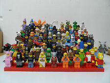 LEGO MINI FIGURES MINIFIGS STAR WARS LEGO MOVIE GALAXY SQUAD SERIES SIMPSONS