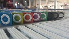 Waterproof Apple iPod Shuffle LATEST GEN - BRAND NEW (Many Colors)