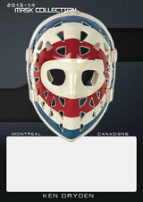 2013-14 Mask Collection Custom Cards - DROPDOWN MENU OF MULTIPLE PLAYERS
