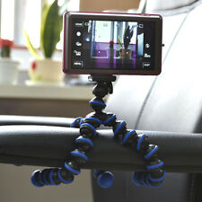 Octopus Style Portable Adjustable Tripod Stand Holder for iPhone Camera Samsung