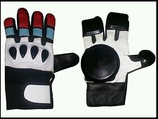 New Super Qaulity LongBoard Free-ride Skate-board Gloves All Sizes