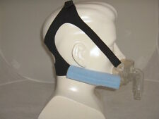 E-Z on/off STRAPGUARD CUSHION LITES-Not a tubelike cover-COLORS CPAP/BIPAP/APNEA
