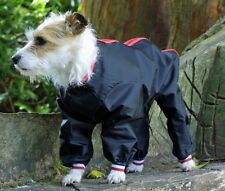 COSIPET NYLON TROUSERSUIT, DOG COAT, RAINCOAT, ALL IN ONE,