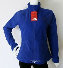 NWT THE NORTH FACE Women's Home Stretch Full Zip Jacket Cerulean Blue