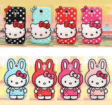 Lovely 3D Cartoon Soft Rubber Case Cover For Samsung Galaxy Mega 6.3 I9200