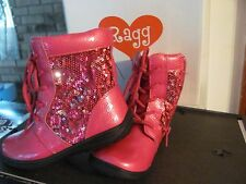 Ragg Tammy boot (Toddler/Little Kid) New In Box