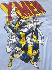 Nwt  GAP Marvel X-MEN Mens T-Shirt light blue