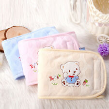 New Newborn baby care umbilical cord Baby apron protect Belly button Band