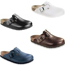 Birkenstock Classic Boston -Soft Footbed, very comfy - nice Colors NEW Germany